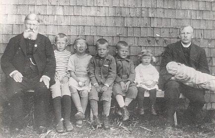 Pietari Kurvinen Töysässä 1921